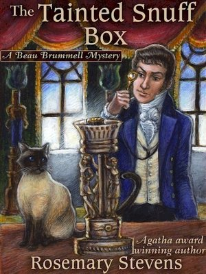 cover image of The Tainted Snuff Box
