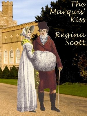 cover image of The Marquis' Kiss