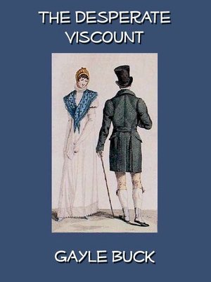 cover image of The Desperate Viscount