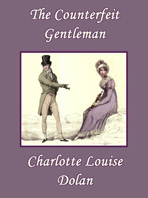 cover image of The Counterfeit Gentleman