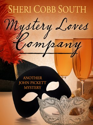 cover image of Mystery Loves Company