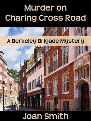 cover image of Murder on Charing Cross Road