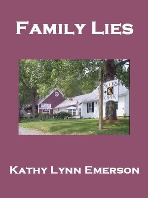 cover image of Family Lies