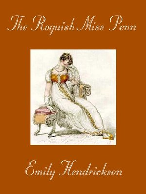 cover image of The Roguish Miss Penn