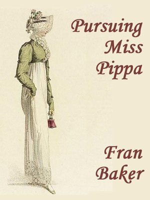 cover image of Pursuing Miss Pippa