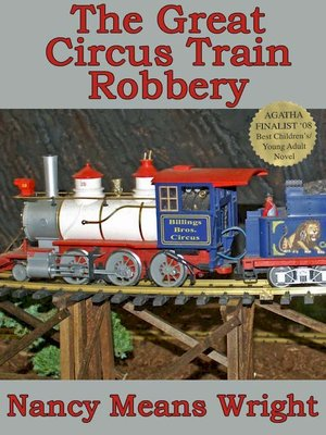 cover image of The Great Circus Train Robbery