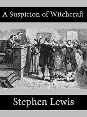 cover image of A Suspicion of Witchcraft