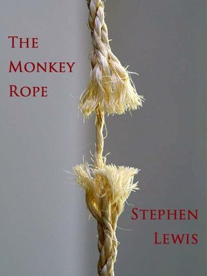 cover image of The Monkey Rope