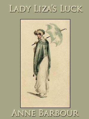 cover image of Lady Liza's Luck
