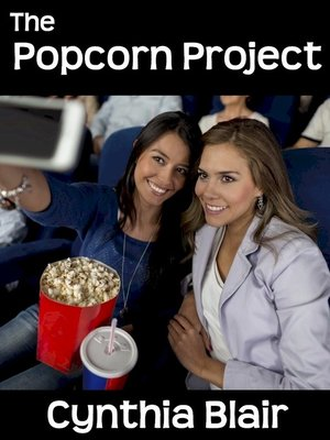 cover image of The Popcorn Project