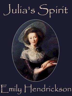 cover image of Julia's Spirit