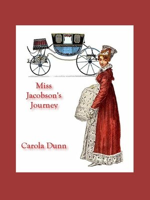 cover image of Miss Jacobson's Journey