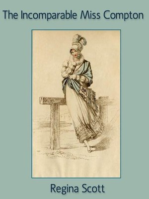 cover image of The Incomparable Miss Compton