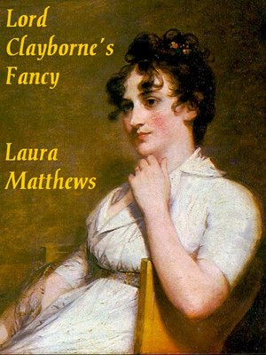cover image of Lord Clayborne's Fancy