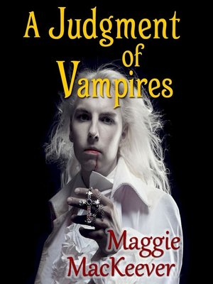 cover image of A Judgment of Vampires