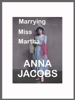 cover image of Marrying Miss Martha