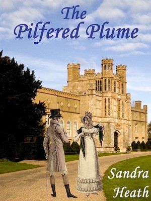 cover image of The Pilfered Plume