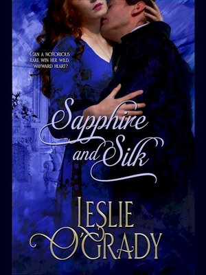 cover image of Sapphire and Silk