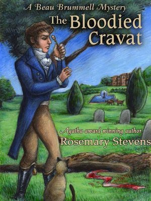 cover image of The Bloodied Cravat