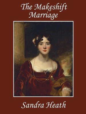 cover image of The Makeshift Marriage