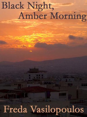 cover image of Black Night, Amber Morning