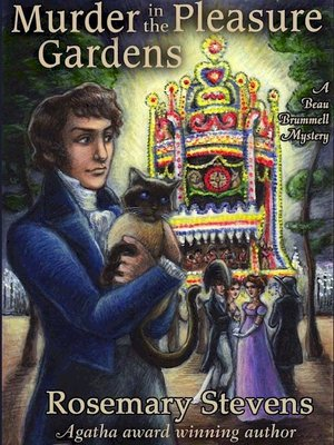 cover image of Murder in the Pleasure Gardens