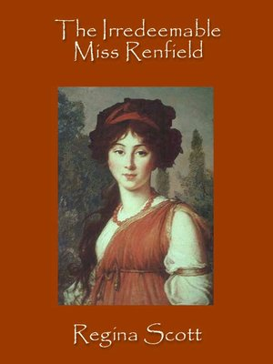 cover image of The Irredeemable Miss Renfield