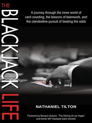 cover image of The Blackjack Life