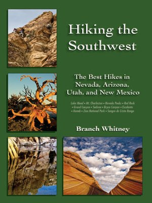 cover image of Hiking the Southwest