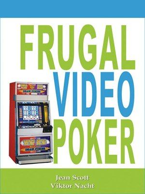 cover image of Frugal Video Poker