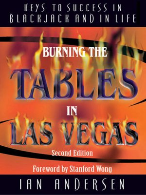 cover image of Burning the Tables in Las Vegas