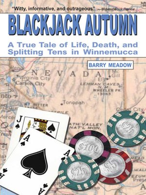 cover image of Blackjack Autumn