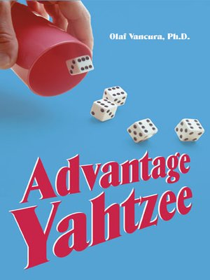 cover image of Advantage Yahtzee