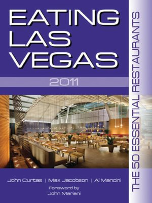 cover image of Eating Las Vegas