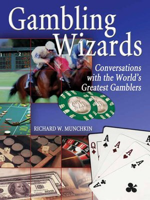 cover image of Gambling Wizards
