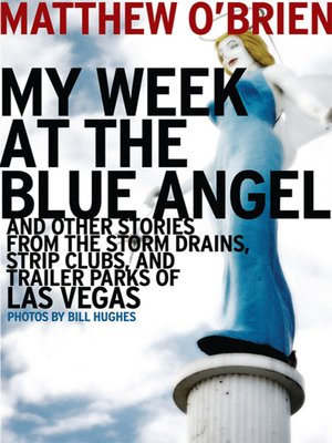 cover image of My Week at the Blue Angel