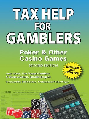 cover image of Tax Help for Gamblers