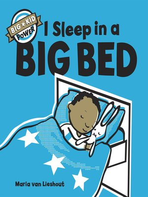 cover image of I Sleep in a Big Bed