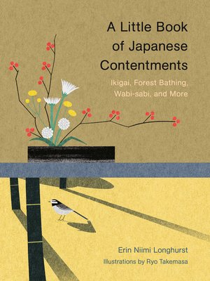 cover image of A Little Book of Japanese Contentments