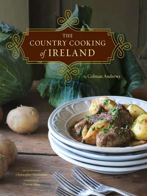cover image of The Country Cooking of Ireland