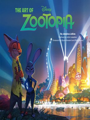cover image of The Art of Zootopia