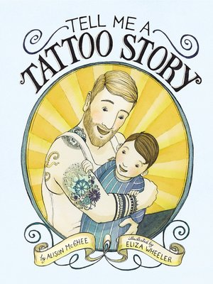 cover image of Tell Me a Tattoo Story