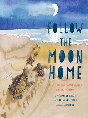 cover image of Follow the Moon Home