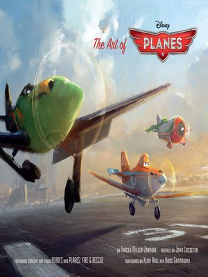 cover image of The Art of Planes