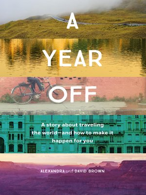 cover image of A Year Off
