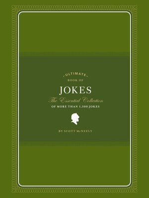 cover image of Ultimate Book of Jokes