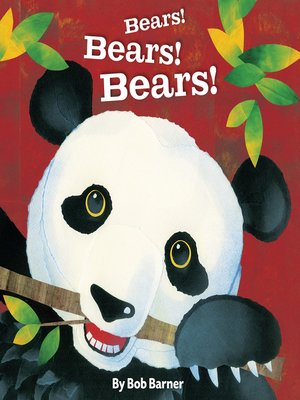 cover image of Bears! Bears! Bears!