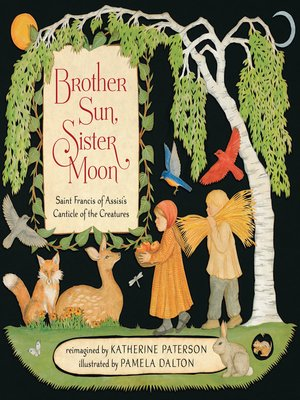 cover image of Brother Sun, Sister Moon