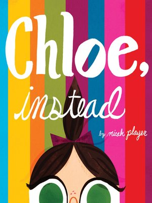 cover image of Chloe, Instead