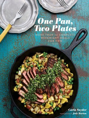 cover image of One Pan, Two Plates